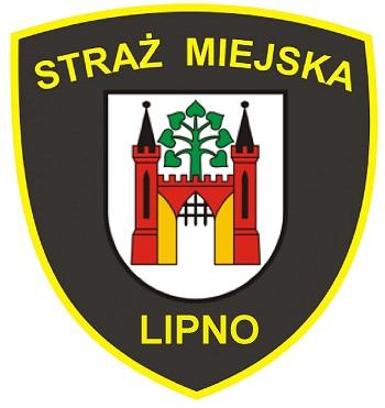 logo Straży Miejskiej w Lipnie