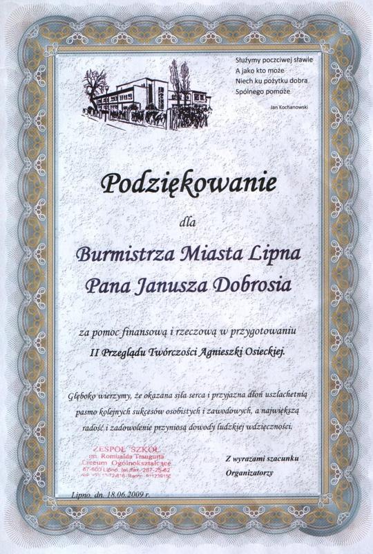 Urząd Miejski W Lipnie