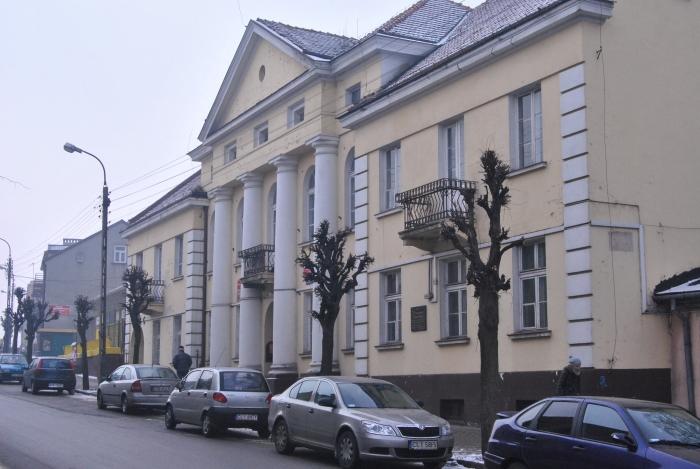 budynek Miejskiego Centrum Kulturalnego w Lipnie